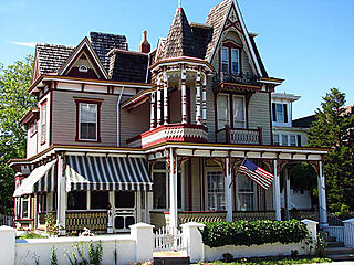 Cape May, Victorian