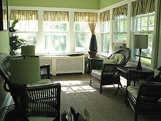 Buttonwood, Sunroom