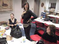 Jeanette, Angela, Vicky