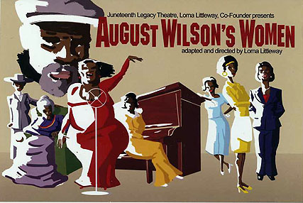 August Wilson Women