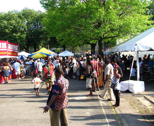 International African Arts Festival, 2010