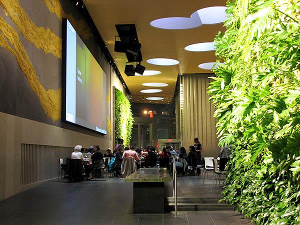 Lincoln Center Atrium, NYC