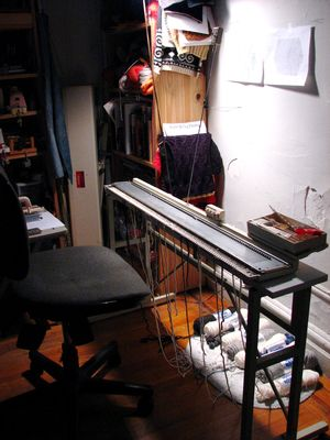 The low tech loom
