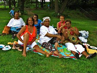 The Harlem Girls