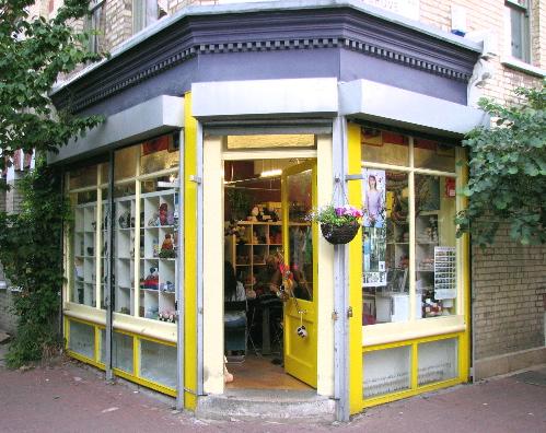 i knit london 2 Knitting Shops