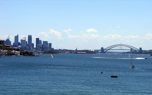 Sydney_harbor