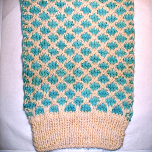 Two Color Knit Patterns Image collections - knitting patterns free ...