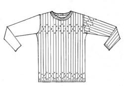 Rib_knit_flat